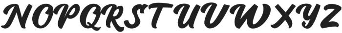 Cantana otf (400) Font UPPERCASE