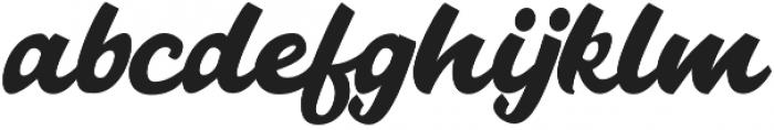 Cantana otf (400) Font LOWERCASE