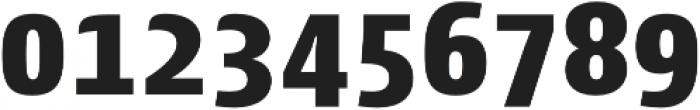 Cantiga UltraBold otf (700) Font OTHER CHARS