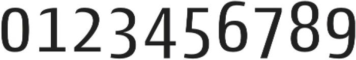 Cantiga otf (400) Font OTHER CHARS