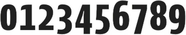 CantigaCnd ExtraBold otf (700) Font OTHER CHARS