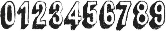 Canvas 3D Sans Shadow otf (400) Font OTHER CHARS