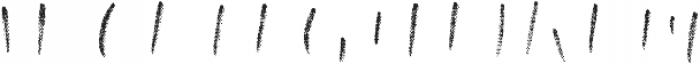 Canvas Script Heavy Accent A otf (800) Font UPPERCASE