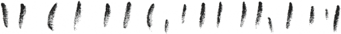 Canvas Script Heavy Accent B otf (800) Font UPPERCASE