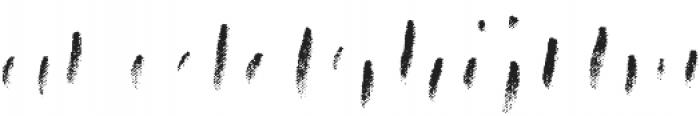 Canvas Script Heavy Accent B otf (800) Font LOWERCASE