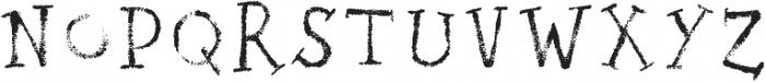 Canvas Text Serif Accent otf (400) Font UPPERCASE