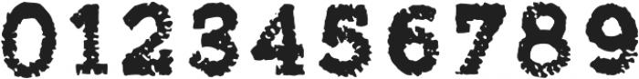 Canvas Tiny Slab otf (400) Font OTHER CHARS