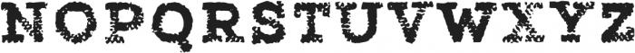 Canvas Tiny Slab otf (400) Font LOWERCASE