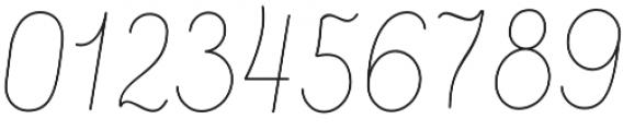 Canyons Regular-Alternates otf (400) Font OTHER CHARS