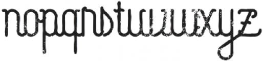 Capella Grunge otf (400) Font LOWERCASE
