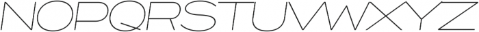 Capoon ttf (100) Font UPPERCASE
