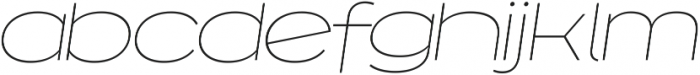 Capoon ttf (100) Font LOWERCASE
