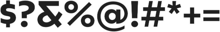 Caprina Bold otf (700) Font OTHER CHARS