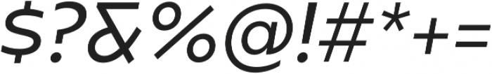 Caprina Book It otf (400) Font OTHER CHARS