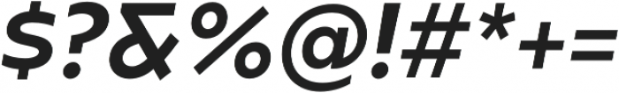 Caprina Medium It otf (500) Font OTHER CHARS