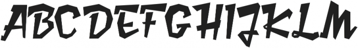 Caramello otf (400) Font UPPERCASE