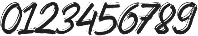 Carbonera Regular otf (400) Font OTHER CHARS