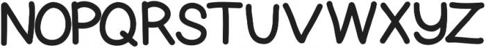 Cardamine Medium otf (500) Font UPPERCASE