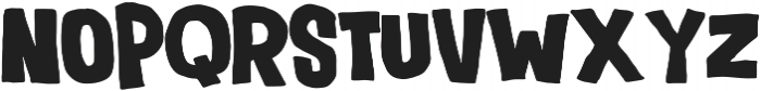 Cardust Regular otf (400) Font UPPERCASE