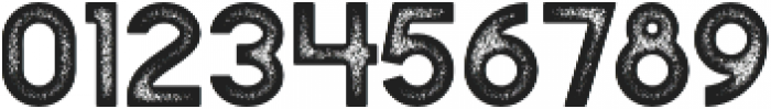 Caredrock 02 otf (400) Font OTHER CHARS