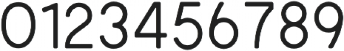 Carino Sans Regular otf (400) Font OTHER CHARS
