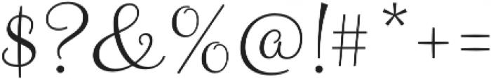 Carioca Script Pro Regular otf (400) Font OTHER CHARS