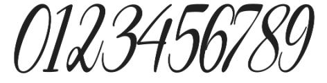 Carlington otf (400) Font OTHER CHARS