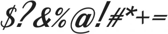 Carlisle otf (400) Font OTHER CHARS