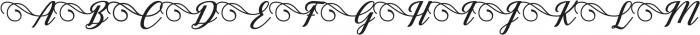 Carlisle otf (400) Font UPPERCASE