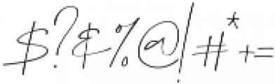 Carlsen otf (400) Font OTHER CHARS