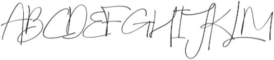 Carlsen otf (400) Font UPPERCASE