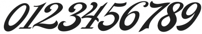 Carlson script otf (400) Font OTHER CHARS