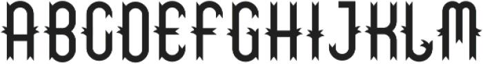 Carnival ttf (400) Font UPPERCASE