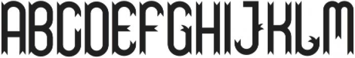 Carnival ttf (400) Font LOWERCASE