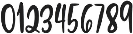 Carolina Font Regular otf (400) Font OTHER CHARS
