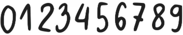 Carolina Valtuille ttf (400) Font OTHER CHARS