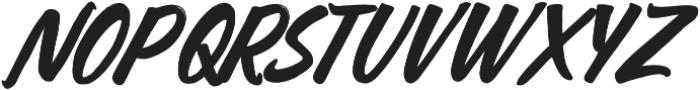 Carosello otf (400) Font UPPERCASE