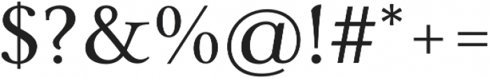 Carrig Basic otf (400) Font OTHER CHARS