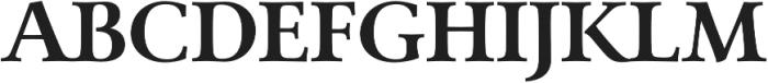Carrig Pro Bold otf (700) Font UPPERCASE