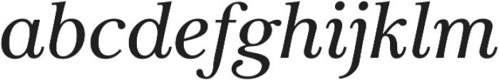 Carrig Pro otf (400) Font LOWERCASE