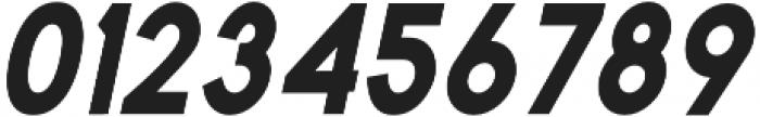 Carrol Heavy Italic otf (800) Font OTHER CHARS