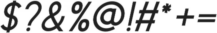 Carrol Light otf (300) Font OTHER CHARS