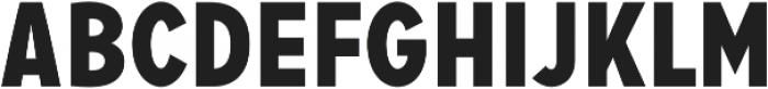 Carrosserie Fat otf (800) Font LOWERCASE
