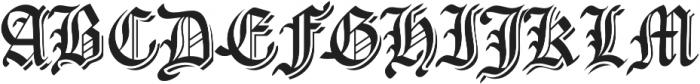 Carta Magna Line Line otf (400) Font UPPERCASE