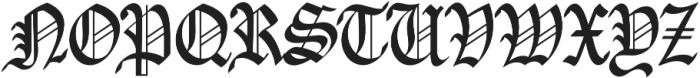 Carta Magna Regular otf (400) Font UPPERCASE
