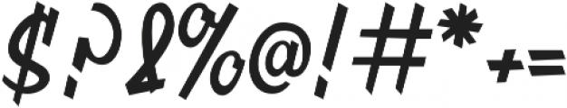 Cartel Deux Alternates otf (400) Font OTHER CHARS