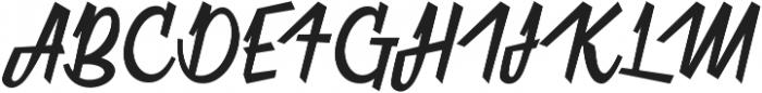 Cartel Deux Alternates otf (400) Font UPPERCASE