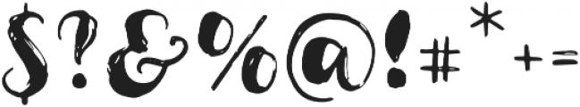 Cartina Swirls otf (400) Font OTHER CHARS