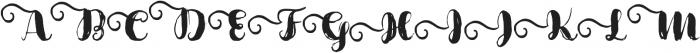 Cartina Swirls otf (400) Font UPPERCASE