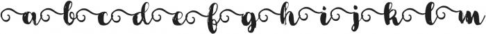Cartina Swirls otf (400) Font LOWERCASE